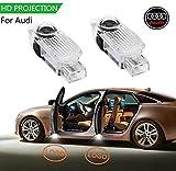Die zweite Generation Upgrade Autotür willkommen Licht HD-Logo Symbol Projektor 2 Packungen-03 poppy