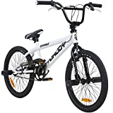 20' BMX Rooster Big Daddy Spoked 6 Farben, Farbe:Weiss