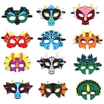 Costume Schiuma Super Heros Maschera maschere di animali EVA Party Borsa Filler