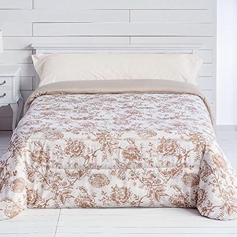 EDREDONES BARCELÓ - Edredones Otoño-Invierno de 300gr/m2 para cama de 135cm (235x270). MODELO GENOVA