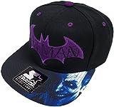 Starter Black Label Arkham Batman Midnight Snapback Baseball Cap Size Adjustable