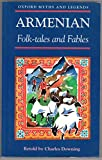 Front cover for the book Armenian Folk-Tales and Fables by Charles Downing