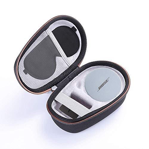 Elygo für Bose Noise Masking Sleepbuds Case Hard Travel Cover Bag Protective Carry Storage Box (Hard Case Storage Box)