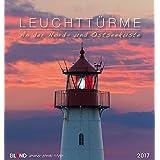 Leuchttürme Postkartenkalender 2017