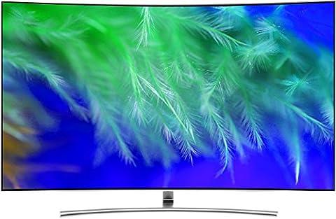 Samsung QE55Q8C Curved QLED UHD Premium 138cm Smart TV Twin Tuner