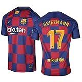 maillot Griezmann Barcelone 2020 + Short + Chaussettes Taille 10/12 Ans Soit 145 cm Environ Réplique Générique