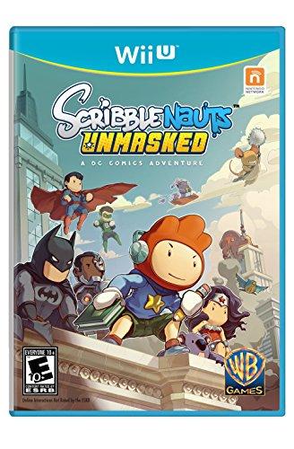 Price comparison product image Scribblenauts Unmasked-A Dc Comics