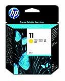HP C4838A - Cartucho de tinta HP 11, amarillo