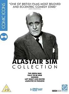 Comic Icons: Alastair Sim Collection [DVD]