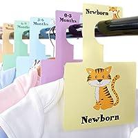 Wardrobe Dividers - Little Animals Patterns