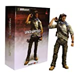 Action Figur Uncharted 3 Nathan Drake 22cm Play Arts Kai