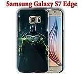 Batman Design für Samsung Galaxy S7Edge Hard Schutzhülle (BATN)