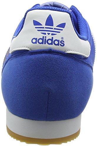 adidas Herren Dragon Og Ausbilder Blau (Blue/ftwr White/gum)