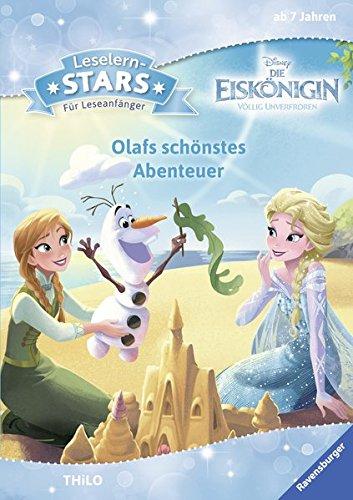 Leselernstars Disney Die Eiskönigin: Olafs schönstes Abenteuer: Für Leseanfänger