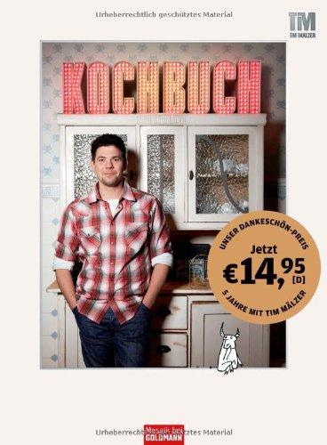 Buchseite und Rezensionen zu 'Kochbuch' von Tim Mälzer
