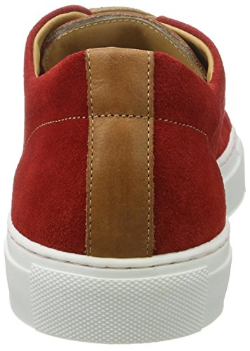 Kenneth Cole Sport Car, Sneakers Basses Homme Rouge (Red 600)