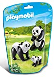 Playmobil 6652 City Life Panda Family(Multi Color)