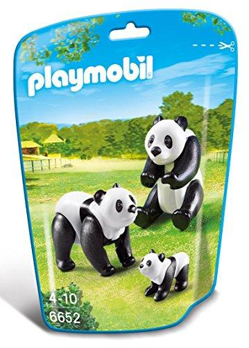 Playmobil Familia de pandas (6652)