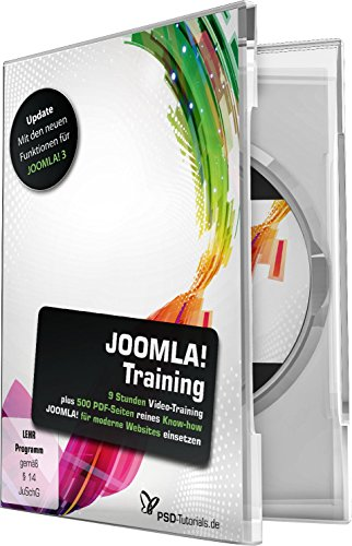 Joomla!-Training (Win+Mac+Tablet)