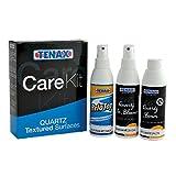 Care Kit quartz Textured surfaces Tenax per top cucina in quarzo Ml.150