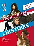Nouveau Manuel d'Histoire Cycle 4 5e-4e-3e