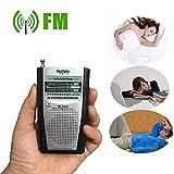 TianranRT INDIN Portable Radio Mini AM/FM Teleskop Antenne Radio Tasche Welt Empfänger (BC-R20)