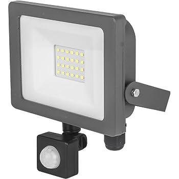 70w equivalent Status White Slimline LED Floodlight 10w Energy Saving NEW