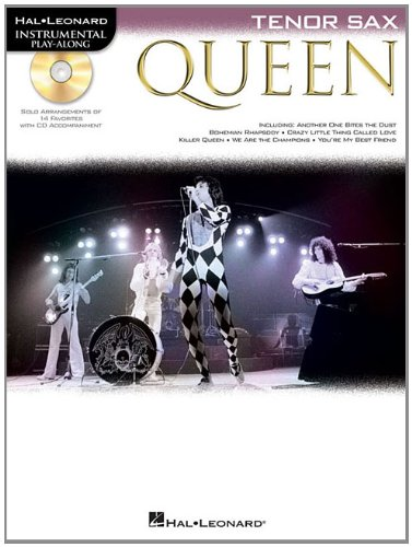 Queen: Tenor Sax (Instrumental Play-Along)