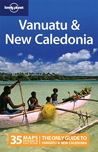 Vanuatu & new caledonia 6e -an (Travel Guide)