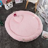 Preisvergleich für Colorfulworld Toys Mats Cotton Storage Cartoon Children's Baby Baby Crawling Pad (pink-yuan)
