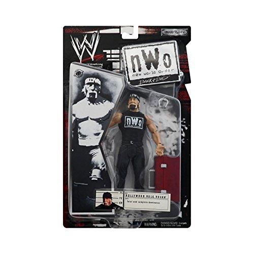 WWE NEW WORLD ORDER BACK & BAD HOLLYWOOD HULK HOGAN by World Wrestling Entertainment