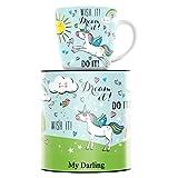 RITZENHOFF My Darling Kaffeebecher von Kathrin Stockebrand, aus Porzellan, 300 ml, mit trendigen Motiven