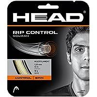 Head Rip Control Corde de squash Lot de 18/1,2mm–Blanc