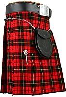 Scottish Traditional Kilt Wallace Tartan All sizes