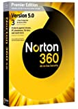 Symantec Norton 360 Premier Edition - (V. 5.0 ) - Full