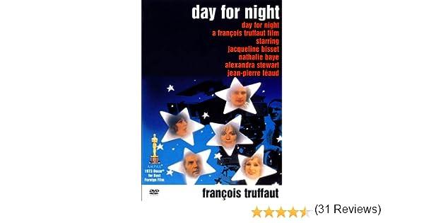 Day For Night - La Nuit Americaine - Francois Truffaut DVD 1973 ...