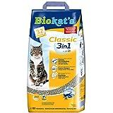 Biokat's Katzenstreu Classic 3in1, 1 Packung (1 x 10 Liter)