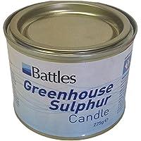 Sulphur Convenient Candles