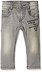 United Colors of Benetton Baby Boys Jeans (15A4AC617920G701_Grey_0Y)