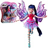 Winx Club - Mythix Fairy - Musa Doll 28cm with Mythix Scepter