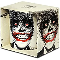 Joker Taza de Cafe - Batman DC Comics Taza - Diseño original con licencia - LOGOSHIRT