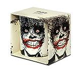 DC Comics - Batman - Joker - Chauve-souris mug de café - présenté dans un coffret cadeau - design original sous licence - LOGOSHIRT