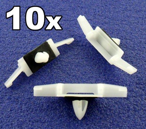10x-plastica-tagliare-clip-fissaggio-stampaggio-fermaglio-canale-pioggia-usato-per-tetto-canali-gron