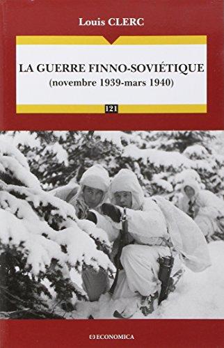 Guerre Finno-Soviétique de 1939-1940 (la)