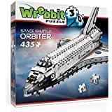 Wrebbit – Puzzle 3D – 34507 – Spash la NASA Space Shuttle Orbiter Puzzle (435-piece)
