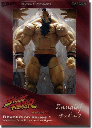 Street Fighter Révolution - Zangief (Serie 1)