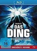 Das Ding aus einer anderen Welt - Ungekürzte Fassung [Blu-ray] hier kaufen