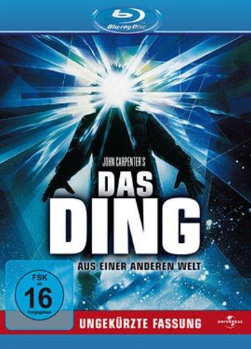 Bild von Das Ding aus einer anderen Welt - Ungekürzte Fassung [Blu-ray]