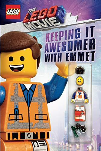 Keeping It Awesomer with Emmet (The LEGO Movie 2) por Meredith Rusu