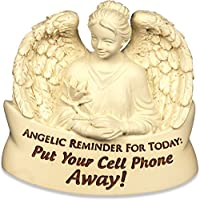 Angelic Reminder Guardian Visor Clip by Angel